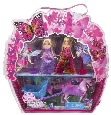 Köp Barbie Mariposa billigt på nätet