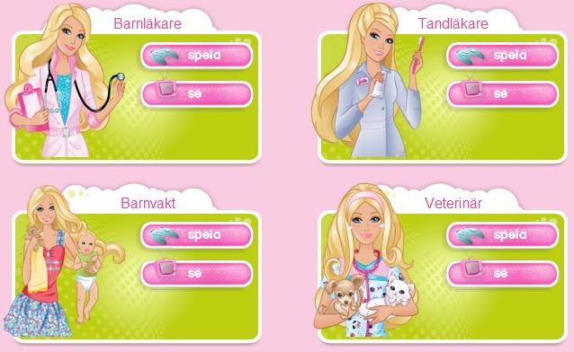 Köpa Barbie billigt på nätet