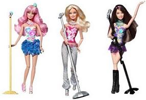 Barbiedockor idag